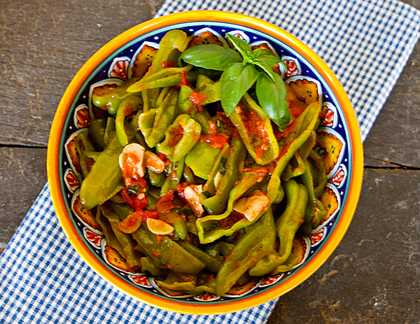 A delicious southern Italian specialty.