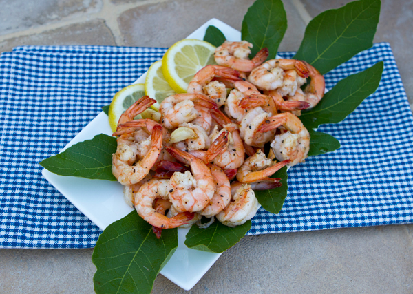 A quick & easy way to prepare shrimp.