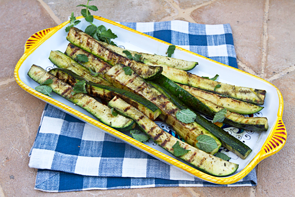 A great summer side dish to make when you are grilling meat.