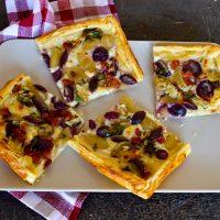 Grape Harvest Tart