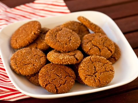 Spicy Ginger Cookies Italian Food Forever