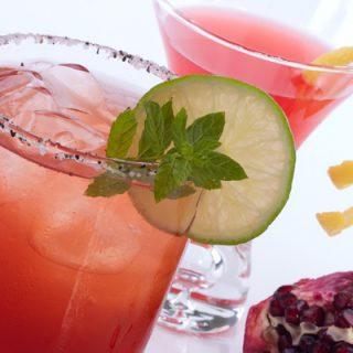 Pomegranate Margarita