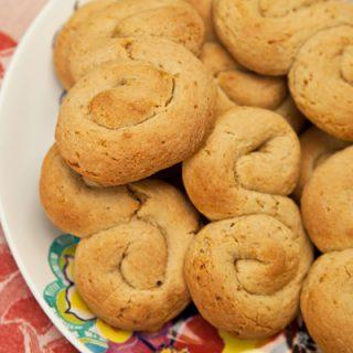 Honey Spice Cookies