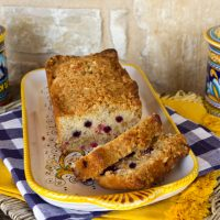 Almond Berry Loaf