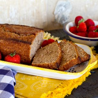 Strawberry Walnut Loaf
