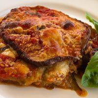 Garden Fresh Eggplant Parmesan