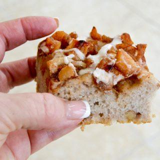 Apple Cinnamon Flatbread