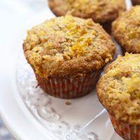 Cara Cara Orange Muffins