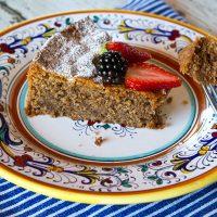Walnut Cake {Torta di Noci}
