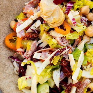 Italian Confetti Salad