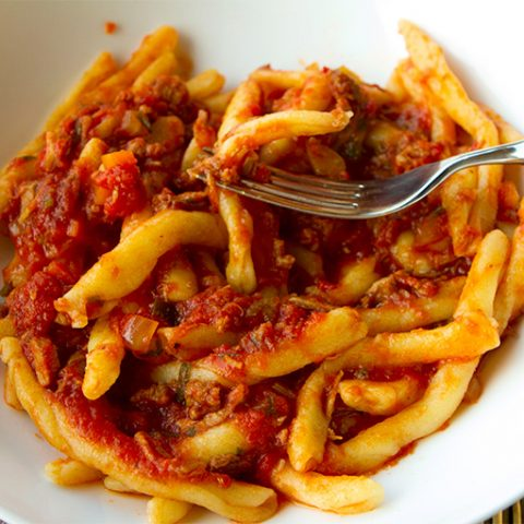 Slow Cooked Sunday Pasta Sauce