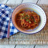 Stringozzi With Rabbit Ragu, Artichokes, & Fava Beans