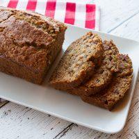 Moist Date Nut Loaf