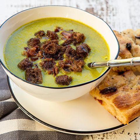 Amazing Immune Boosting Creamy Broccoli Soup