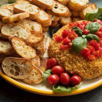 Bruschetta Cheese Spread