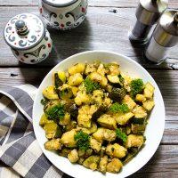Zucchini Trifolati