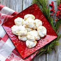 Ricciarelli - Tuscan Almond Cookies