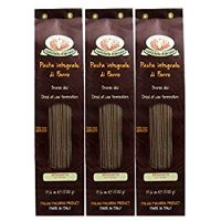 Farro Spaghetti by Rustichella d?Abruzzo (Case of 3 - 17.6 Ounce Packages)