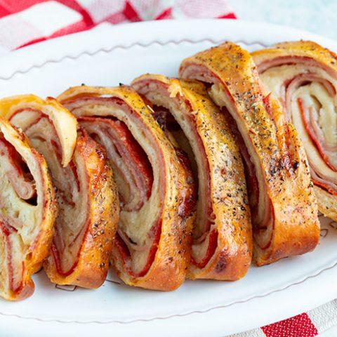 Easy Rolled Stromboli