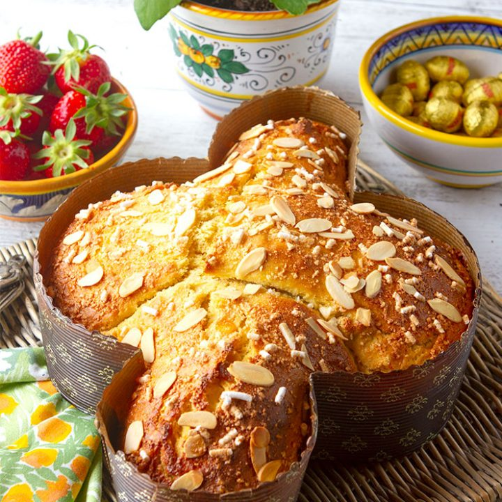Colomba di Pasqua {Easter Dove Bread}