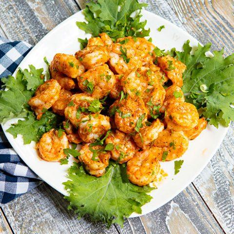 Calbrian Chili Grilled Shrimp