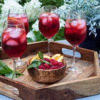 Fruity Aperol Spritz {SheWolf Copycat}