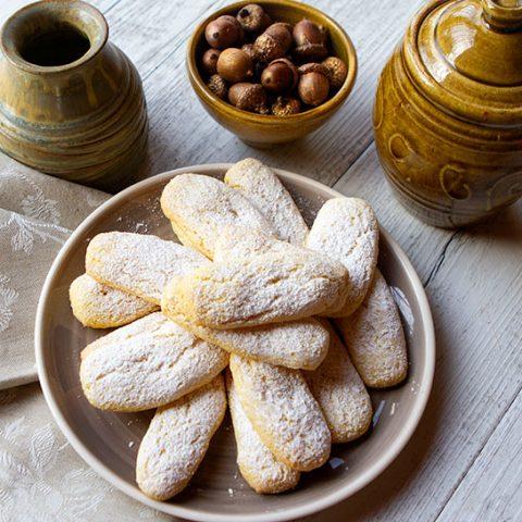 All Saints Day Cookies - Ossi dei Morti