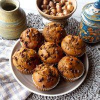 Chcolate Pumpkin Muffins