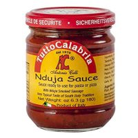 Calabrian Nduja Sauce by Tutto Calabria (6.3 ounce)