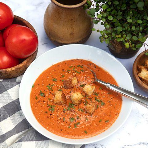 Italian Style Gazpacho