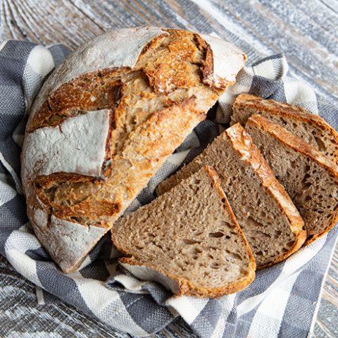 Deb's Tried & True Sourdough Bread